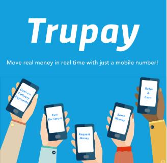 Trupay e Wallet Payment App