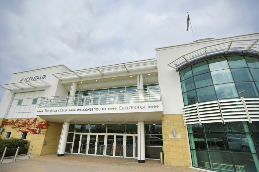 Princess Royal Grandstand - Cheltenham Racecourse