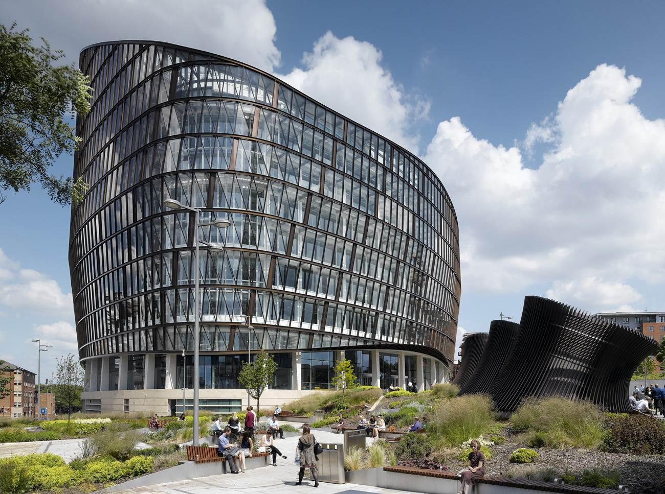 CO-OP HQ Manchester