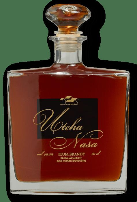 Uteha Nasa rakija plum brandy pruimen brandy