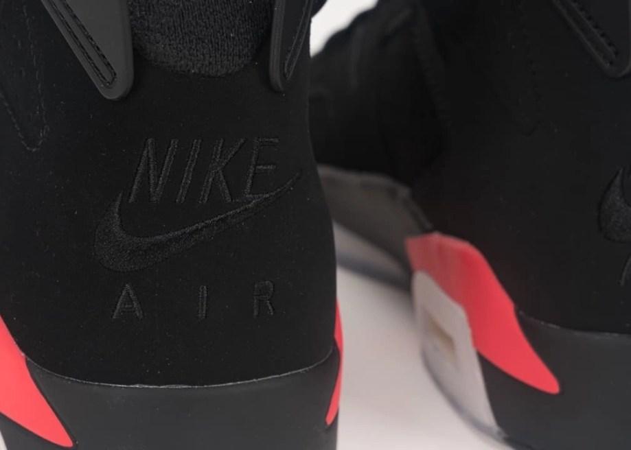 Air Jordan 6 Black Infrared 384664-060 (18)
