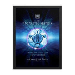 The Prophetic Matrix Framed Poster