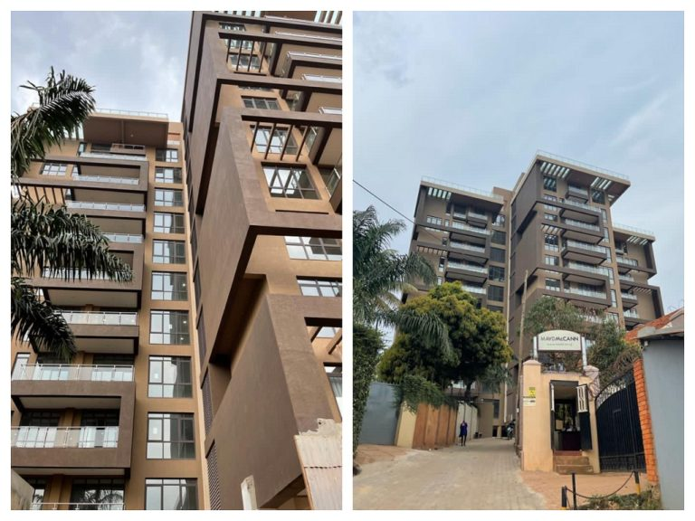 Bukoto Living is one of a kind condominium project. It