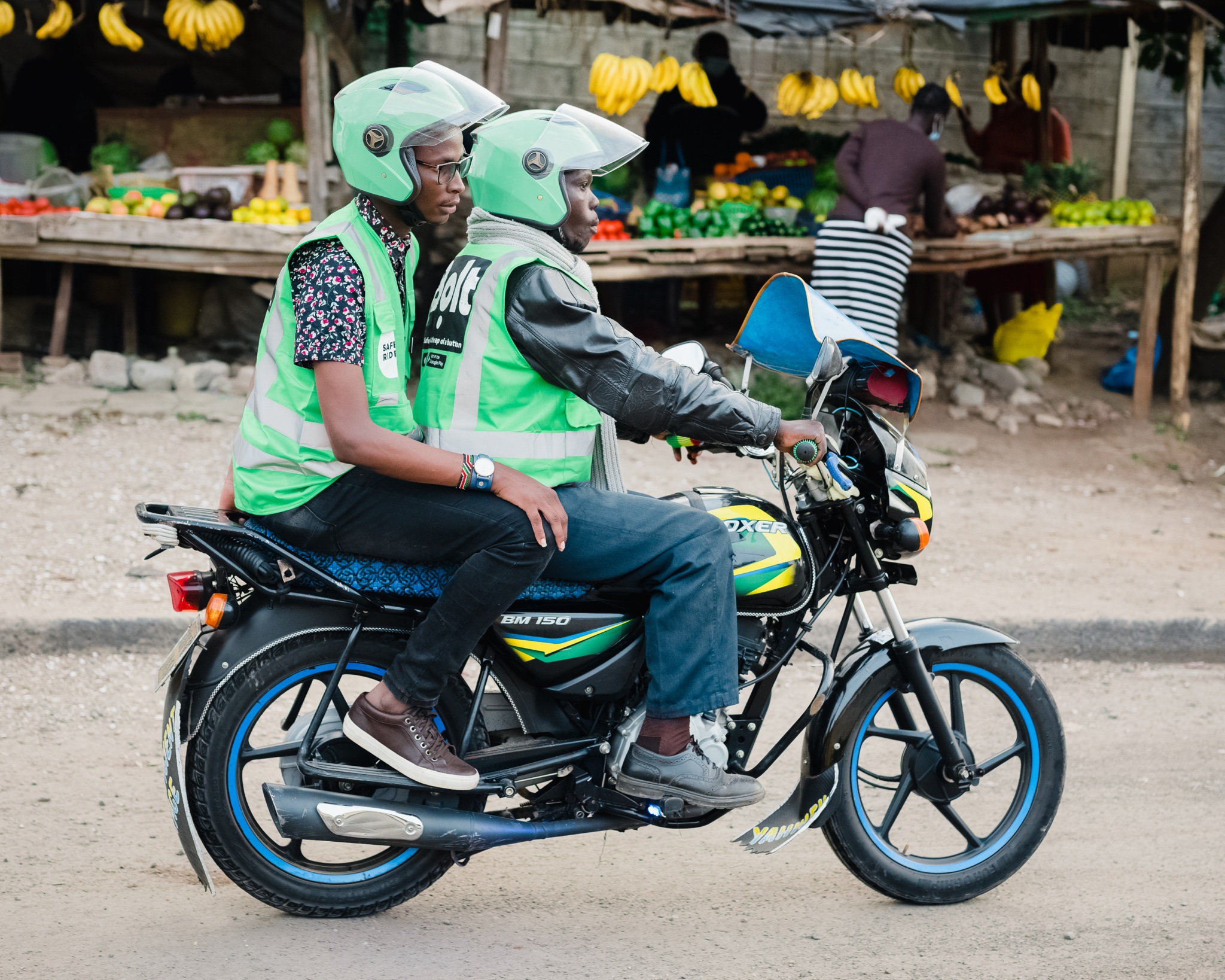 Ride-Hailing industry pushes employment for Ugandan youth