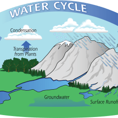 Types Of Rainfall With Diagrams 110cc Stator Wiring Diagram Water Cycle Webquest Precipitation Education