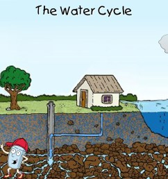 animated water cycle precipitation education the water cycle diagram animated [ 1445 x 741 Pixel ]