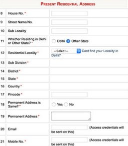 Citizen Registration Form 2