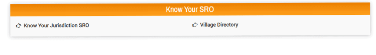 Know your SRO