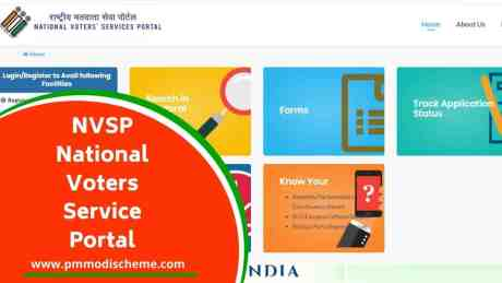 NVSP National Voters Service Portal