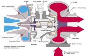 What's inside a turbo?  Professional Motor Mechanic