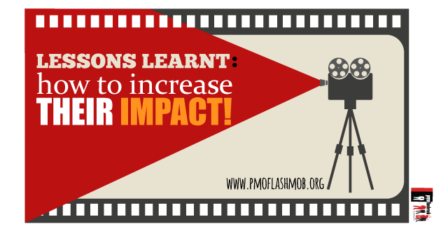 Lessons Learned: How To Increase Their Impact