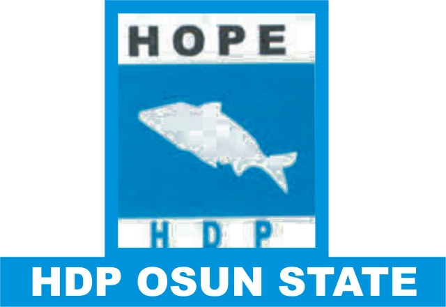 Voter Registration: Osun INEC Lauded By HDParty | PM Parrot