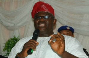 Hon Michael Adeyemo, the Speaker, Oyo State House of Assembly...