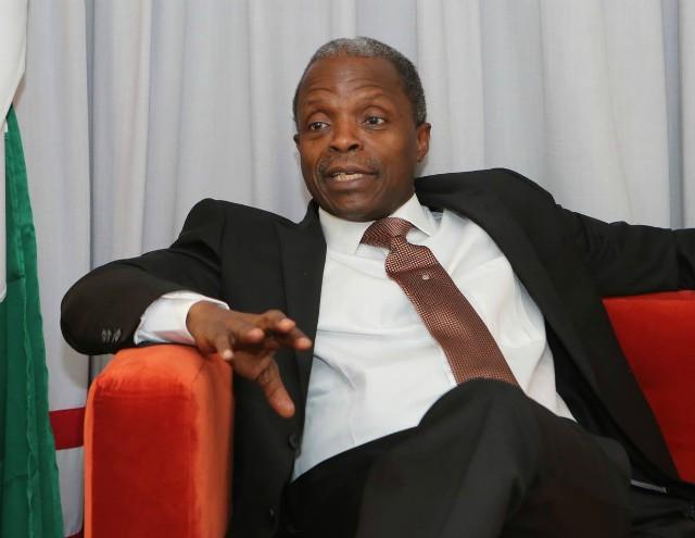 Professor Yemi Osinbajo