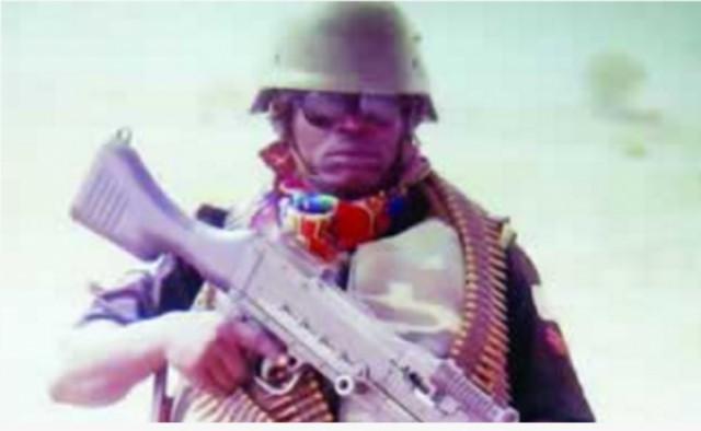 Sergeant Chukwudi Iboko