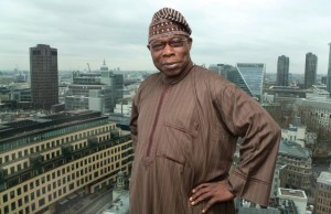 Chief Olusegun Obasanjo