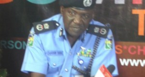 ComPol Abiodun Odude of Oyo State Command