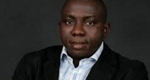 Hon Suraj Adekunbi, the Speaker, Ogun State House of Assembly...