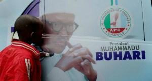 A young Muhammadu Buhari admirer in Daura