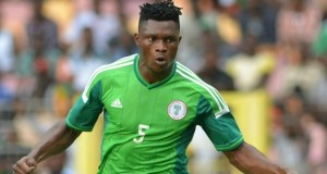 Aaron Samuel...to join other Super Eagles...