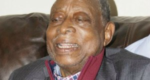 Evg Moses Adejumo alias Baba Sala...still very much alive...!