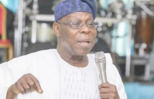 Chief Olusegun Obasanjo, ex-President of Nigeria..