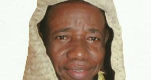 Rt Hon Kola Oluwawole, the Speaker, Ekiti State House of Assembly...