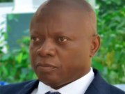 Professor Idowu Olayinka, the Vice Chancellor of the University of Ibadan...