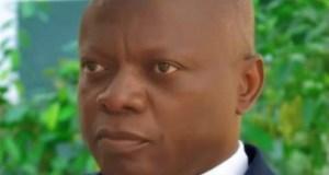 Professor Idowu Olayinka, the Vice Chancellor of the University of Ibadan...