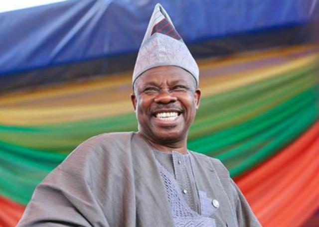 Governor Ibikunle Amosun of Ogun State
