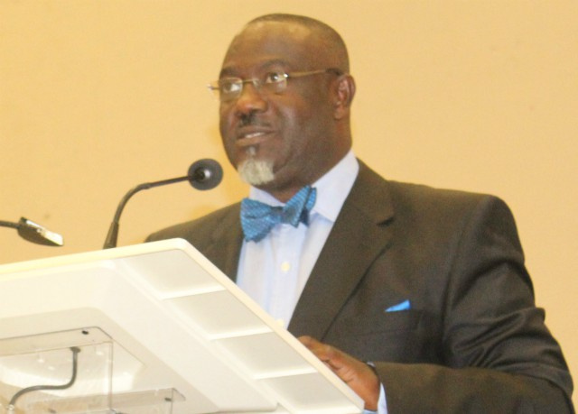 Mr Toye Arulogun, Oyo's Commissioner for Information, Culture and Tourism...