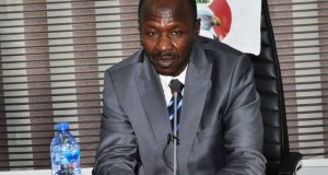 Mr Ibrahim Magu of EFCC