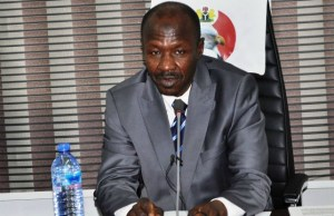 Mr Ibrahim Magu of EFCC