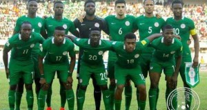 Nigeria's Super Eagles....