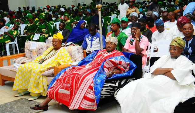 Photo: Osun Govt Holds 7th Anniversary Lecture | PM Parrot
