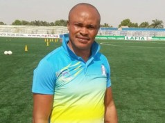 Oladimeji Lawal, ex-International, ex Super Eagle...