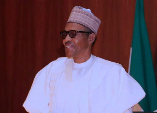 President Muhammadu Buhari...commended...