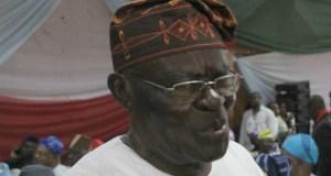 Chief Akin Oke, Oyo APC Boss...