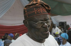 Chief Akin Oke, Oyo APC Boss...