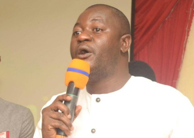 Evangelist Ajibola Ogunkeyede...the team leader at UFitFly...