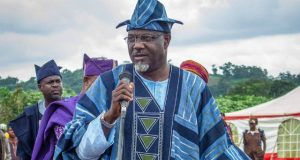 Mr Toye Arulogun...Oyo's Commissioner for Information, Culture and Tourism...
