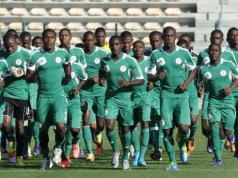 The Flying Eagles of Nigeria