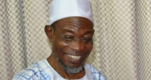 Governor Rauf Aregbesola of Osun State...