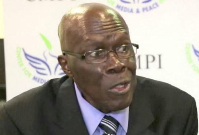 Prof. Humphrey Nwosu
