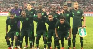 ...the Super Eagles of Nigeria...