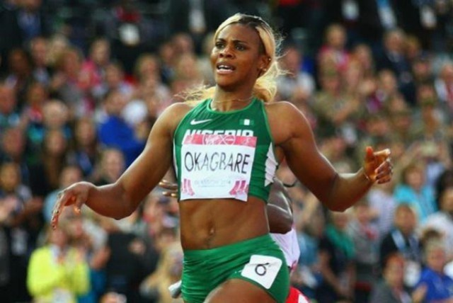 Blessing Okagbare -Ighoteguenor