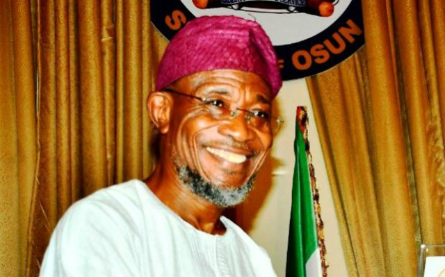 Rauf Aregbesola, the Governor of Osun State...