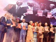 Asiwaju Tinubu, Governor Akinwunmi Ambode and others at the event...
