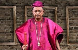Oba Lamidi Adeyemi III, the Alaafin of Oyo...