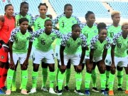 Nigeria's Super Falcons...